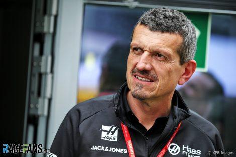 Guenther Steiner, Haas, Sochi Autodrom, 2019