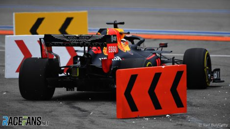 Max Verstappen, Red Bull, Sochi Autodrom, 2019