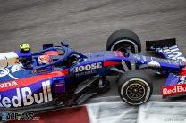 Pierre Gasly, Toro Rosso, Sochi Autodrom, 2019