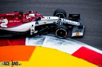"Raikkonen accepts blame for jump start after another ""nightmare"" race"