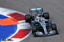 Mercedes are 0.6 seconds slower in Sochi than last year
