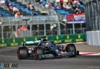 2019 Russian Grand Prix race result