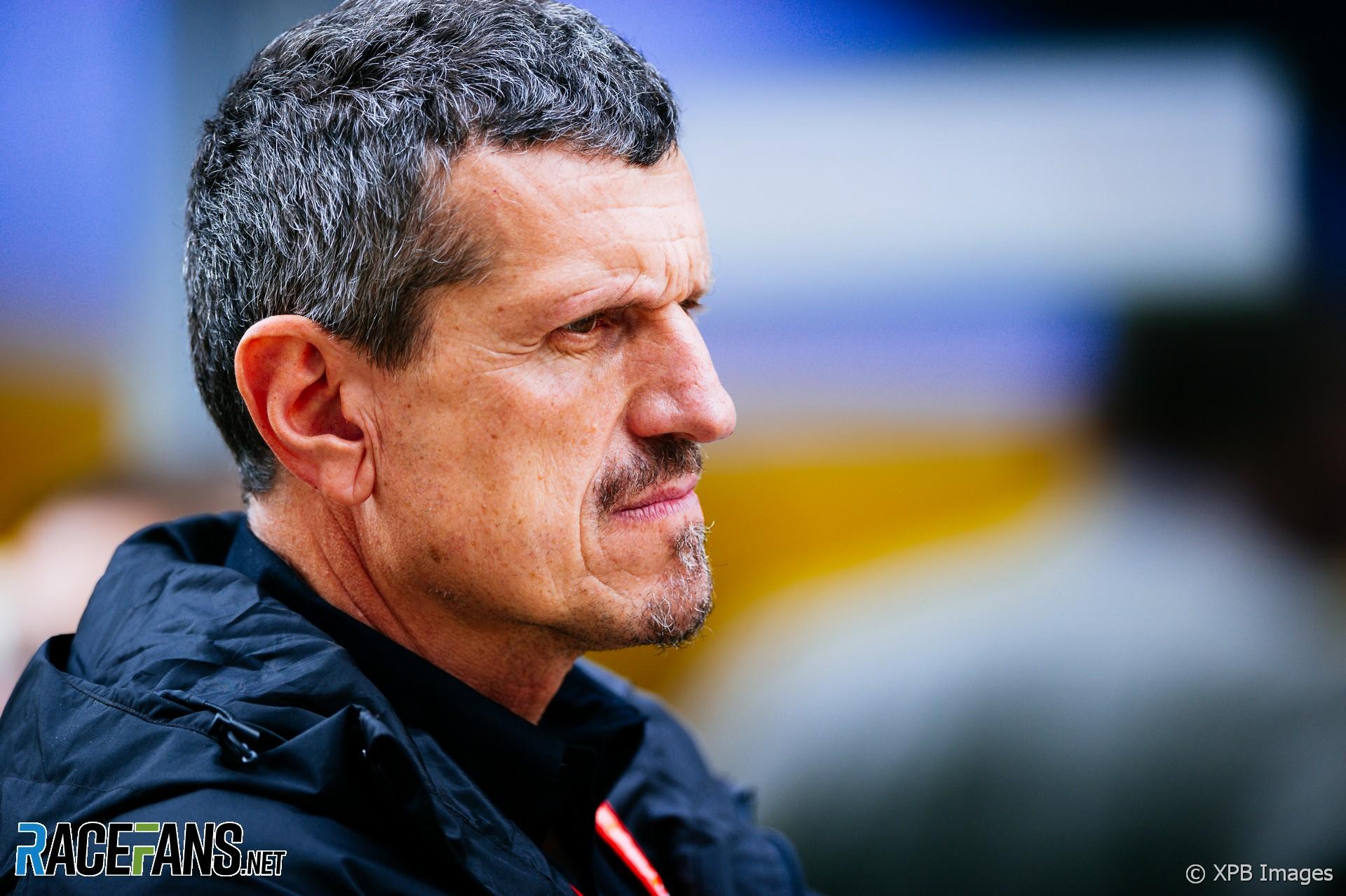 Guenther Steiner, Sochi Autodrom, 2019