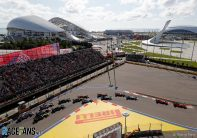 Start, Sochi Autodrom, 2019