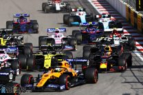 Minor changes to 2021 rules following teams' concerns over 'GP1' cars