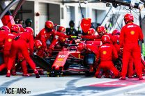 Leclerc defends call for extra pit stop which cost him second place