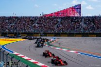 Ferrari told Vettel five times he would have to let Leclerc by