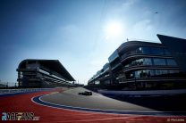Russian Grand Prix forecast to be Sochi's warmest race yet