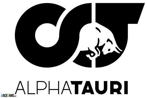 AlphaTauri logo