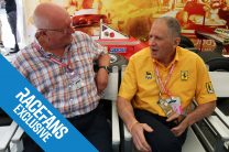 """You win a championship by not making mistakes"": Jody Scheckter talks to RaceFans"