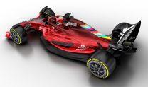 2021 F1 car design