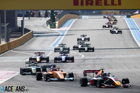 F3 and Moto GP show why F1 needs the 'long-lap penalty'