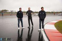 Philipp Eng, Rene Rast, Daniel Juncadella, DTM, Igora Drive, 2019