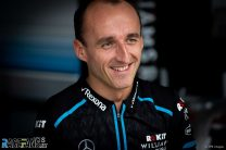 """Kubica: """"We were very lucky"""" not to have parts problem sooner"""