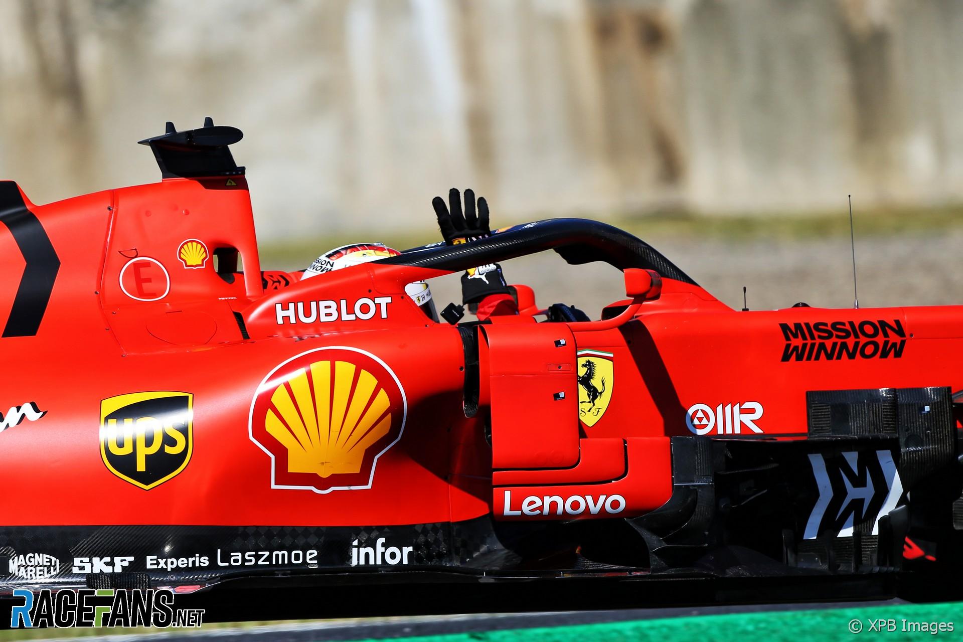 Sebastian Vettel, Ferrari, Suzuka, 2019