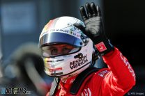 Vettel breaks track record as Ferrari make biggest gain this season
