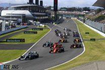 F1 confirms 2021 calendar shortened to 22 races