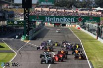 F1 extends deal for Japanese Grand Prix to continue at Suzuka until 2024