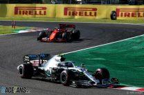 2019 Japanese Grand Prix race result
