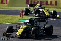 Renault thrown out of Japanese Grand Prix result as FIA upholds Racing Point protest