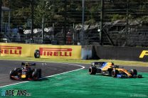 """Norris: Albon incident could have been """"something a lot worse"""""""