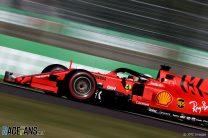 Ferrari's Singapore upgrade helped Vettel's qualifying performance
