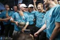 Mercedes' record-breaking championship 'sextuple double'