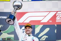 Third win is too little, too late for Bottas