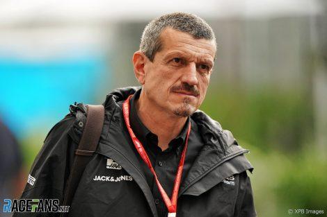 Guenther Steiner, Autodromo Hermanos Rodriguez, 2019