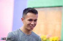 Albon's chance of 2020 Red Bull drive improving