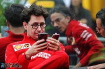 Caption Competition 162: Binotto on the phones