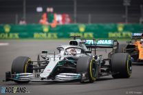 """Hamilton expects FIA to take """"very strict"""" stance on Verstappen yellow flag incident"""