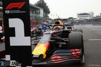 Verstappen breaks Mexico track record by one thousandth of a second
