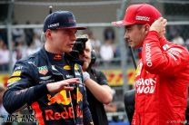 Verstappen stripped of pole for speeding through yellow flags, Leclerc to start first
