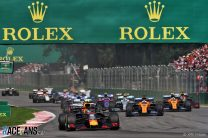 Albon thought he had chance for first podium