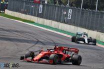 """Ferrari backed Vettel's """"let him go"""" call on Hamilton"""