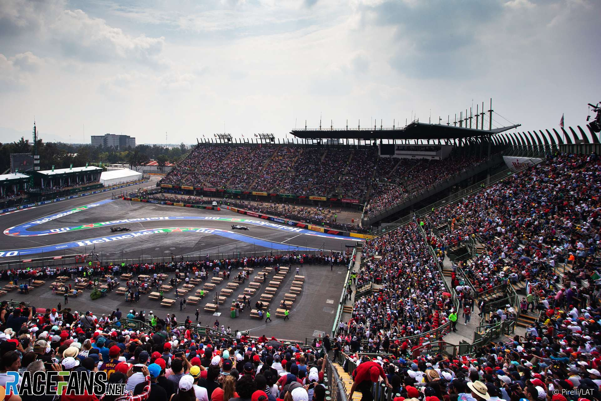 Lewis Hamilton, Mercedes, Autodromo Hermanos Rodriguez, 2019