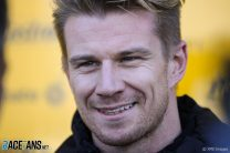 Hulkenberg says he is unlikely to return to Williams in 2020