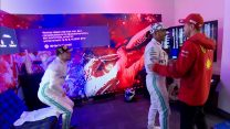 Vettel told Hamilton he 'deserves all his success' in post-race chat