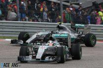 Lewis Hamilton, Nico Rosberg, Mercedes, Circuit of the Americas, 2015