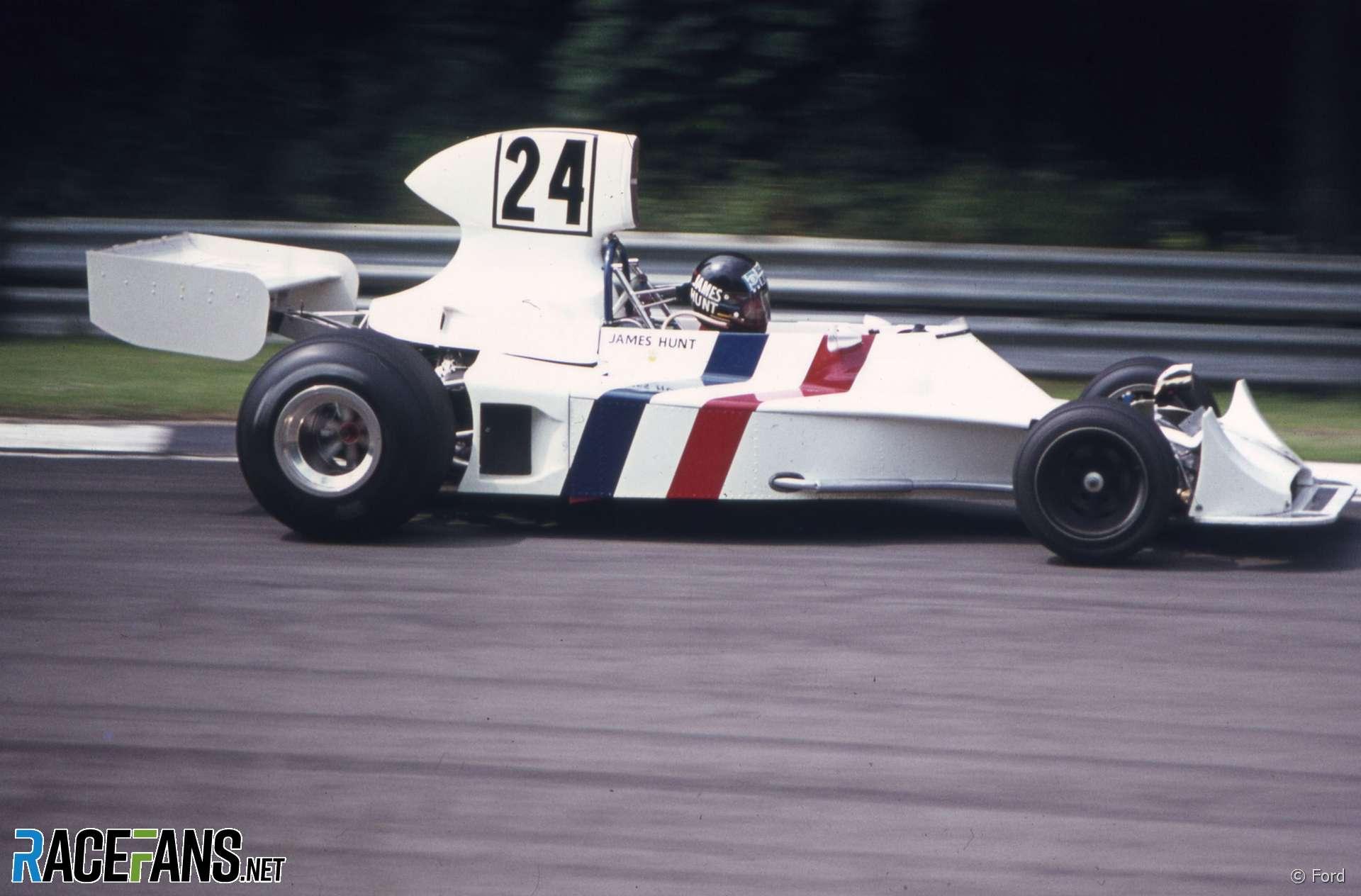 James Hunt, Hesketh, 1974