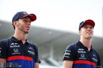Toro Rosso retain Kvyat and Gasly for 2020