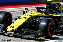 Nico Hulkenberg, Renault, Circuit of the Americas, 2019