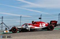 Antonio Giovinazzi, Alfa Romeo, Circuit of the Americas, 2019