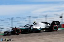 2019 United States Grand Prix grid