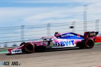 Lance Stroll, Racing Point, Circuit of the Americas, 2019