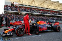 Sebastian Vettel, Ferrari, Circuit of the Americas, 2019