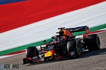 Max Verstappen, Red Bull, Circuit of the Americas, 2019
