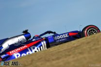 Daniil Kvyat, Toro Rosso, Circuit of the Americas, 2019