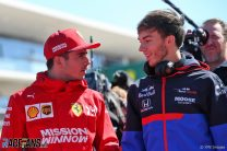 Charles Leclerc, Pierre Gasly, Circuit of the Americas, 2019